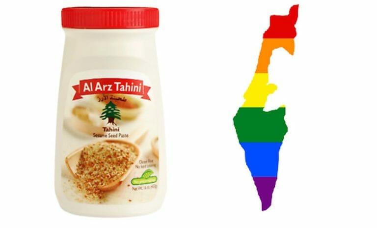 Die arabsiche-israelische Tahini-Firma Al Arz unterstützt die Einrichtung einer LGBT-Hotline