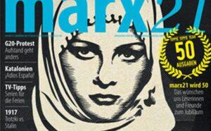 """""""Mein Kopf gehört mir"""": Islamkritik ist in der Linken kaum salonfähig"""