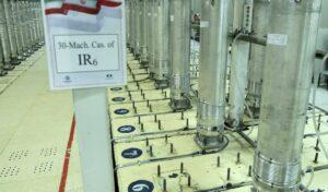 Zentrifugen zur Urananreicherung in Natanz
