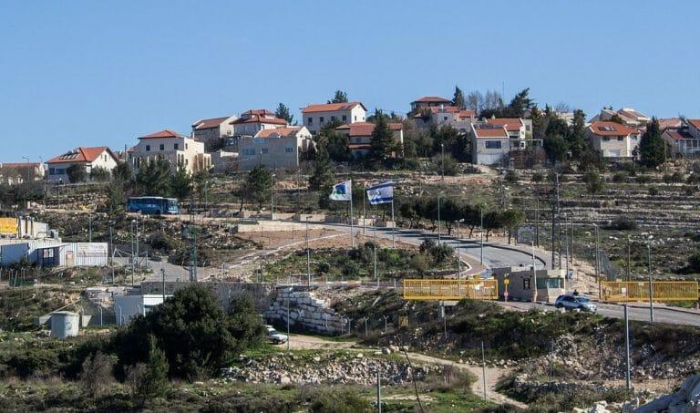 Neve Danyal im Siedlungsblock von Gush Etzion