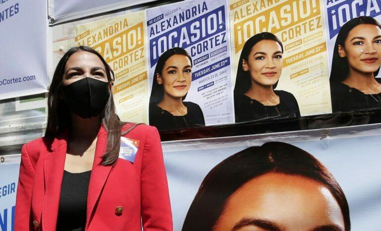 US-Abgeordnete Ocasio-Cortez wirbt mit BDS-Organsiationen um Unterstützung für ihren antiisraelischen Brief