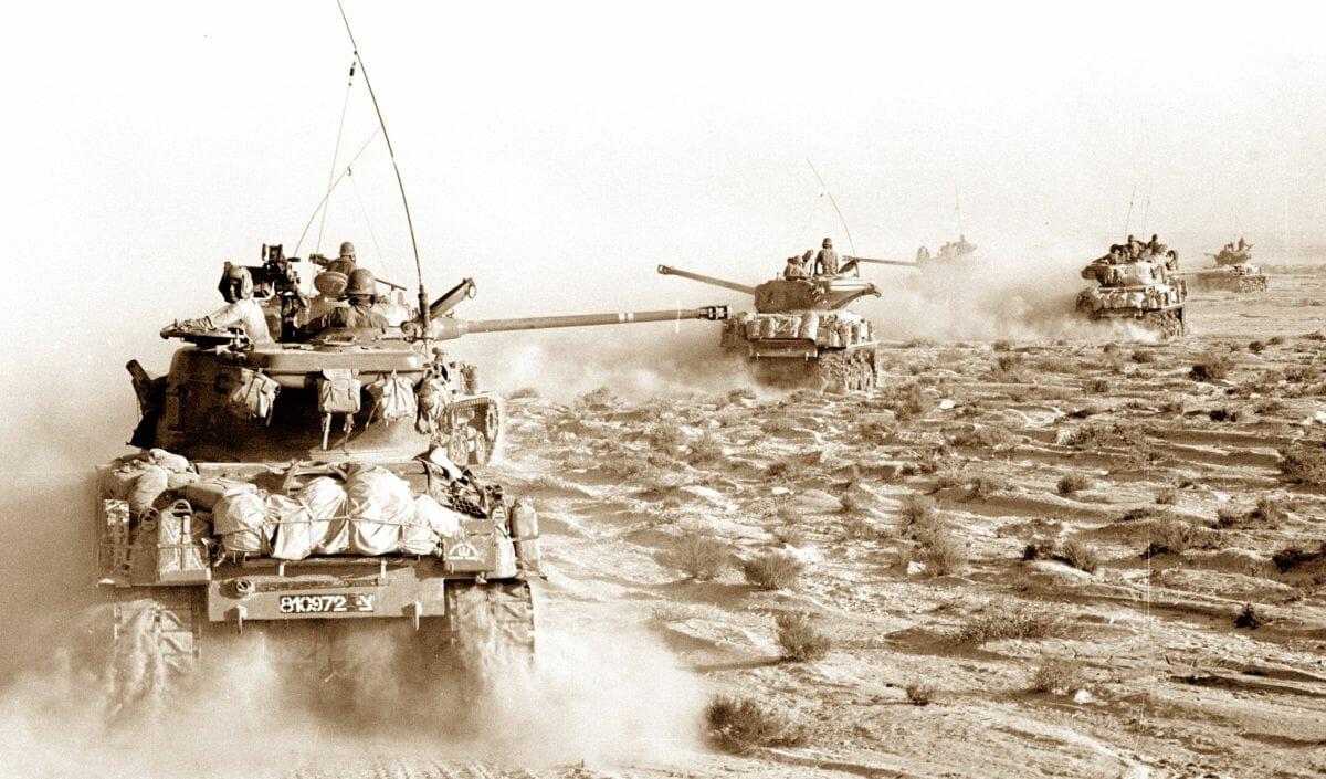 Im Sechstagekrieg kamen die Westbank und Gaza unter israelische Kontrolle