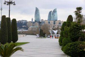 Seit 26 Jahren Partner: Israel und Aserbaidschan. (imago images/Pacific Press Agency)