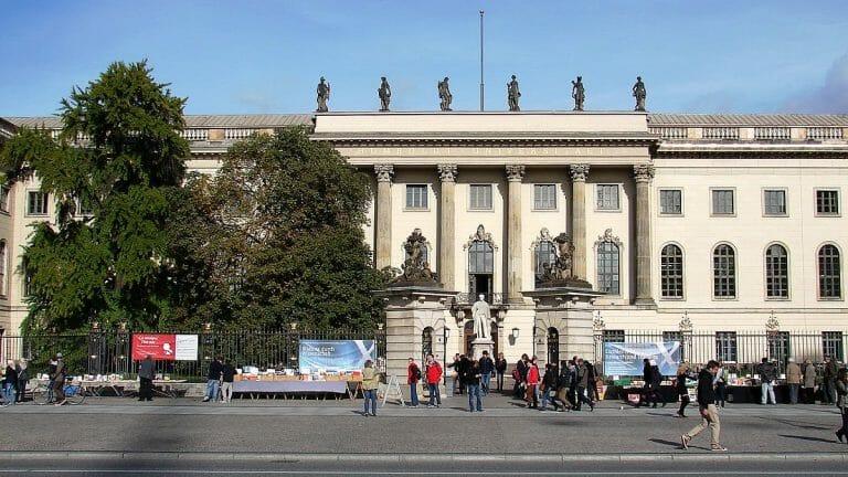 Die Störung einer Veranstaltung an der Berliner Humboldt Universität führte zu einem Prozess gegen BDS-Aktivisten. (H.Helmlechner/CC BY-SA 4.0)