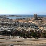 Die Hisbollah hat Hunderte Tonnen des Stoffes vom Iran geliefert bekommen, der Teile Beiruts zerstört hat. (imago images/Xinhua)