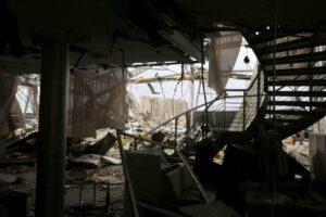 Nach der Katastrophe in Beirut kursieren Verschwörungstheorien. (imago images/ZUMA Wire)