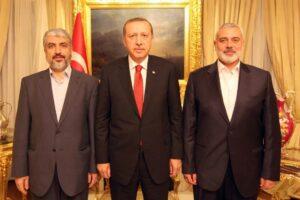 Die islamistische Terrororganisation Hamas ist in der Türkei ein gern gesehener Gast. (imago images/UPI Photo)