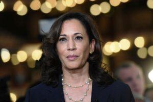 Kamala Harris, Demokratische Vizepräsidentschaftskandidatin. (imago images/MediaPunch)