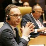 Deutschlands Außenminister Heiko Maas tritt für Strafmaßnahmen wegen Verstößen gegen das Waffenembargo in Libyen ein. (imago images/Xinhua)