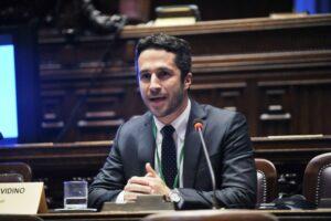Lorenzo Vidino ist der rührende Experte zur Muslimbruderschaft im Westen. (Camera dei deputati/CC BY-ND 2.0)
