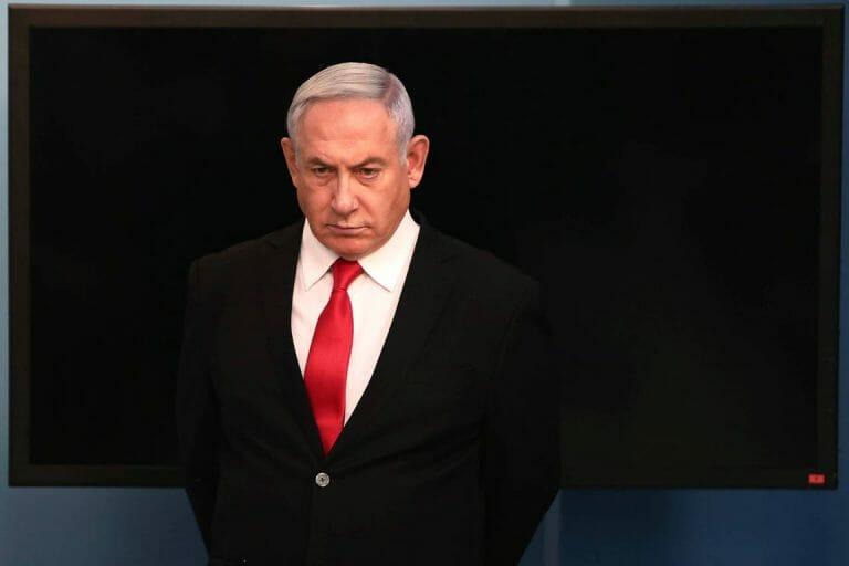 Prescht mit wilden Attacken auf die Presse vor: Israels Premier Benjamin Netanjahu (imago images/UPI Photo)