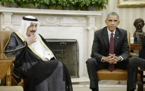 Die Golfstaaten waren entsetzt über Obamas Iran-Politik. (imago images/ZUMA Press)