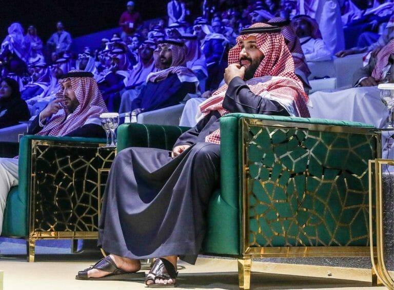 Saudi-Arabiens Kronprinz Mohammed bin Salman. (imago images/ITAR-TASS)