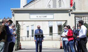 Erdogan verkündet auf Pressekonferenz die Möglichkeit einer Einstellung der Beziehungen zu den VAE