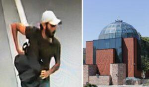 Der mutmaßliche Angreifer auf die Grazer Synagoge