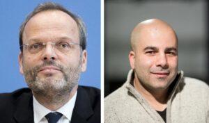 Haben laut Benz, Assmann & Co. deutsche Gerichte in der Hand: Felix Klein und Arye Shalicar