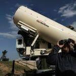 Das Laser-Abwehrsystem Lahav Or