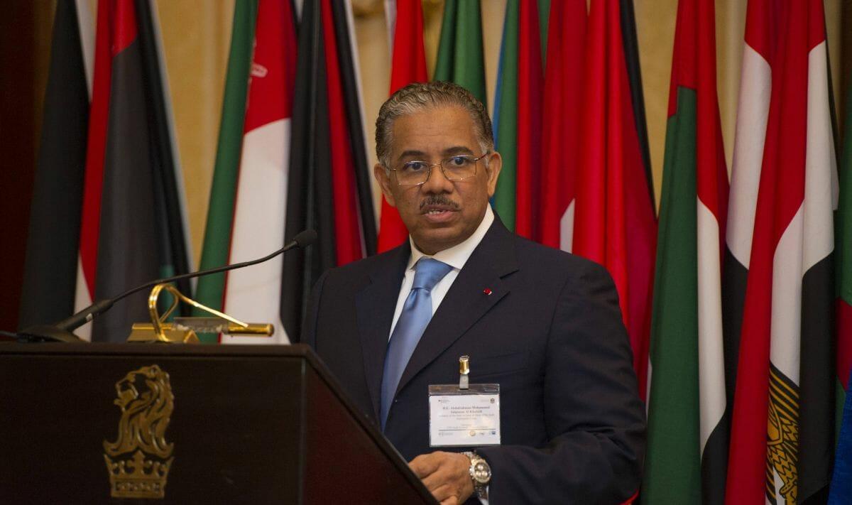 Der ehemalige Botschafter Katars in Deutschland Abdulrahman bin Mohammed Sulaiman al-Khulaifi