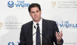 Israels Botschafter in den USA Ron Dermer