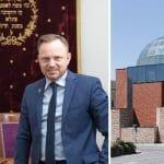 Der Präsident der Grazer jüdischen Gemeinde Elie Rosen
