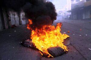 """Die Führung der Palästinenser will eine """"dritte Intifada"""" anzetteln. (imago images/ZUMA Press)"""