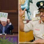 """Macht sich über Abbas' """"Gequake"""" lustig: Dubais stv. Polizeichef Dahi Khalfan Tamim"""