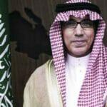 Saudi-Arabiens ehemaliger stellvertretender Minister für öffentliche Diplomatie Saud al-Kateb
