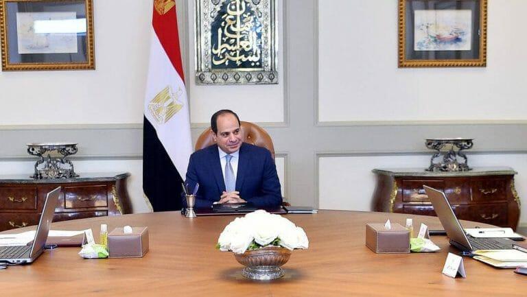 Die Initiative für das Treffen in Amman ging von Ägypten Präsident al-Sisi aus