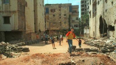 Beirut während des Bürgerkriegs