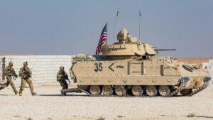 Als Reaktion auf russische Provokationen verstärken die USA ihre Truppen in Syrien