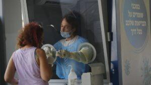 Am 3. September wurde mit 2.991 Fällen ein Rekord an Neuinfektionen erreicht