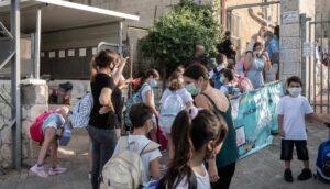 Der Beginn des Schuljahres stellt Israel in der Corona-Krise vor neue Herausforderungen