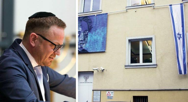 Vorstand der Jüdischen Gemeinde Graz Eli Rosen
