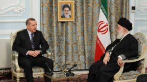 An vorderster Front gegen die Friedensabkommen mit Israel: Türkeis Erdogan und Iran Khameni