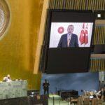 Erdogans Rede vor der UN-Generalversammlung
