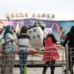 Rummelplatz in Erbil: Gerade Jugendliche bezeichnen sich selbst immer weniger als religiös