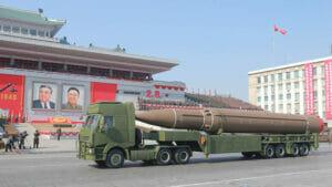 Nordkorea und Iran arbeiten bei ihren Raketenprogrammen zusammen