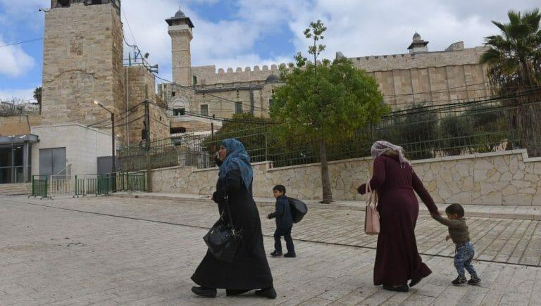Israel will die Machpelah (Patriarchengrab / Ibrahimi-Moschee) in Hebron barrierefrei machen