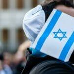 Streit um die Amtshandlung der Polizei am Rande einer antisemitischen Demonstration in Frankfurt