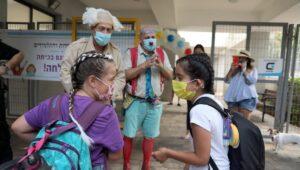 Für die meisten Kinder in Israel startete am 1. September das neue Schuljahr
