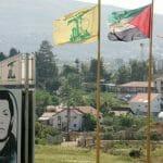 Staat im Staate: die Terrorogansiation Hisbollah im Süden des Libanon (Häuser sind die israelische Stadt Metullah)