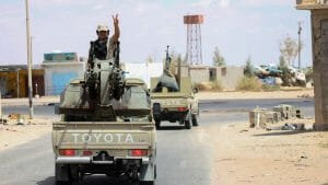 Libyen: Sowohl auf Seiten der Regierung als auch auf Seiten Haftars kämpfen Söldner