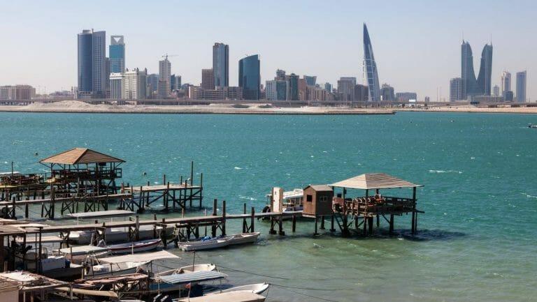 Manama: Die Hauptstadt von Bahrain