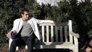 Der von der Hamas verhaftete Friedensktivist des Gaza Youth Commitee Rami Aman