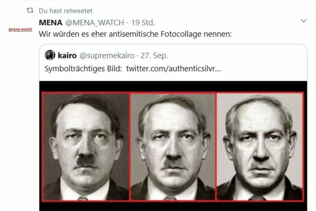 Twitter unterdrückt Kritik an Antisemitismus