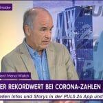 Ben Segenreich im Puls-24-Interview