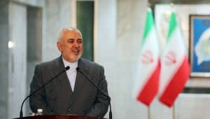 Das Außenministerium von Mohammad Javad Zarif verurteilte das Abkommen Bahrain-Israel