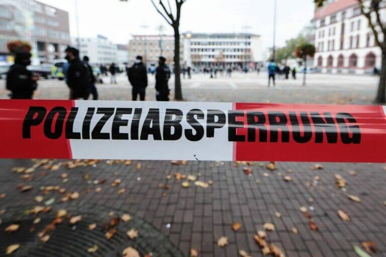 Der Mord in Dresden geschah nicht aus heiterem Himmel. (© imago images/RHR-Foto)