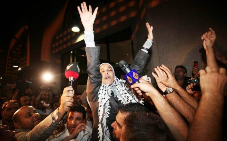 Ahlam Tamimi ist eine stolze Mörderin. Die BBC störte das nicht weiter. (© imago images/Xinhua)