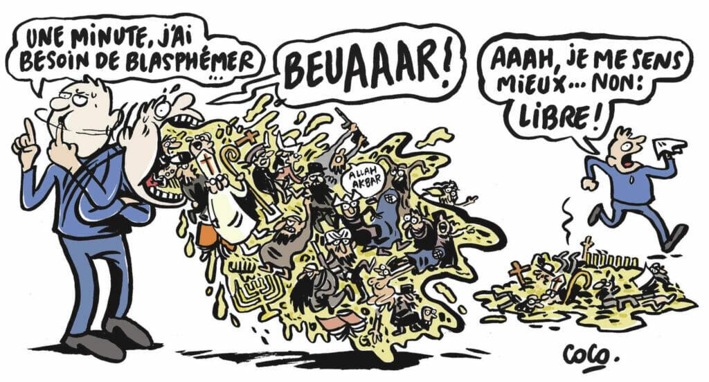 Mohammed-Karikaturen: Verspottet die Empörten!